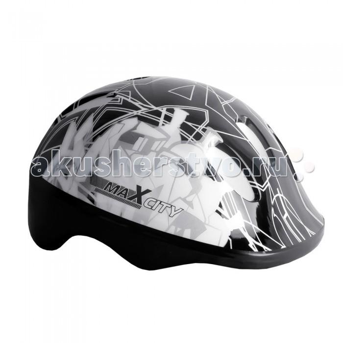 Шлемы и защита MaxCity Шлем Baby City шлем maxcity sport elite xl