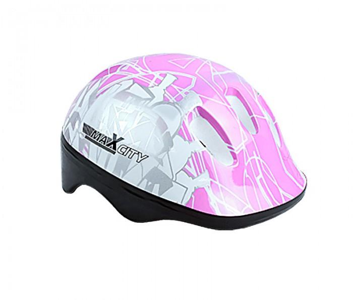 Шлемы и защита MaxCity Шлем Baby City