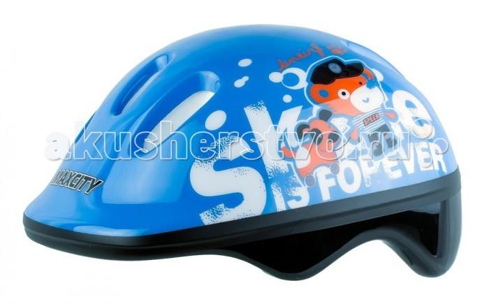 Шлемы и защита MaxCity Шлем Baby Teddy