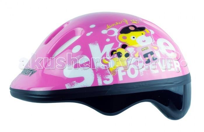 Шлемы и защита MaxCity Шлем Baby Teddy шлем maxcity sport elite xl