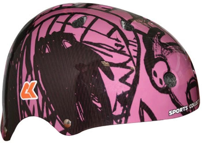 Детский транспорт , Шлемы и защита СК Спортивная коллекция Шлем Artistic/Cross арт: 317524 -  Шлемы и защита