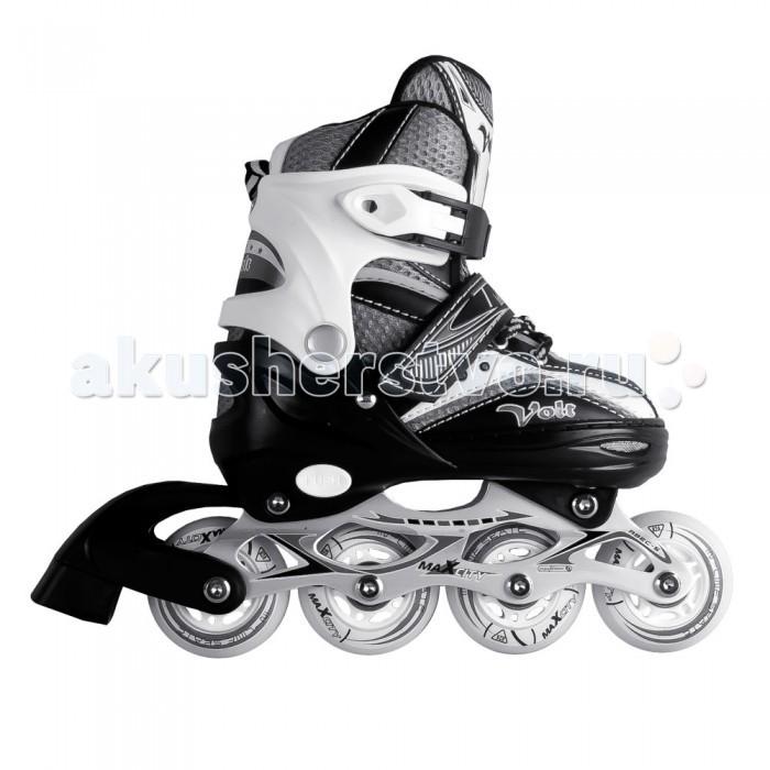 Детский транспорт , Роликовые коньки MaxCity Volt Combo арт: 304611 -  Роликовые коньки