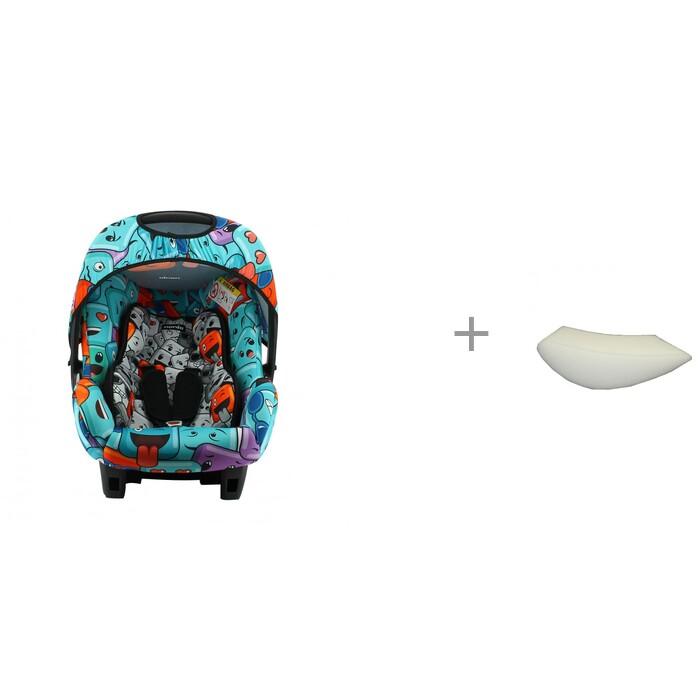Картинка для Автокресло Nania Beone Block и анатомическая подушка-вкладыш ProtectionBaby