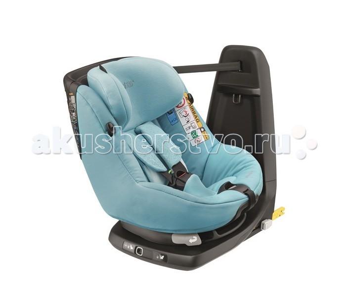 Автокресло Maxi-Cosi Axiss FixAxiss FixДетское автокресло Maxi-Cosi Axiss Fix подходит для детей от 4 месяцев до 4 лет, изготовлен с уникальным сидением и новейшими стандартами безопасности. Теперь сидение вращается на 360 градусов для максимального комфорта малыша.   Автокресло Maxi-Cosi модели Axiss Fix выполнен с высоким повышенной безопасности подголовником, благодаря высокоэффективным ударо-поглощающим материалам. Крепление IsoFix позволит легко и безопасно установить детское автокресло в автомобиле, на заднем сидении.  Также детское кресло от производителя Maxi-Cosi Axiss Fix полностью соответствует европейскому стандарту ECE-R44/04, а визуальные индикаторы базы позволят правильно его установить.   Комфортное, мягкое и абсолютно безопасное автокресло Maxi-Cosi Axiss Fix очень понравится Вашему малышу.  Особенности:  Автокресло Axiss Fix имеет 7 положений подголовника; Также у детского кресла Maxi-Cosi 4 наклона спинки; При настройке подголовника 5-ти точечные ремни безопасности с мягкими накладками движутся вместе с ним; Для максимальной защиты Maxi-Cosi выпустили модель Axiss Fix с подголовником повышенной безопасностью при боковых ударах; Автокресло Axiss Fix до 24 месяцев устанавливается против движения, с 24 месяцев по ходу движения; Система IsoFix детского автомобильного кресла идет с верхним тросом для легкого монтажа кресла в автомобиле; Имеет съемный гипоаллергенный чехол, который очень легко стирать.  Размеры с базой IsoFix: 55 х 44.5 х 65 см.<br>
