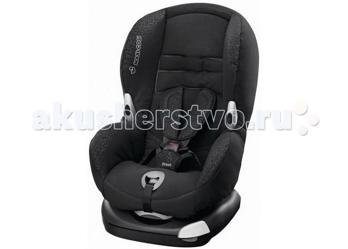 Автокресло Maxi-Cosi Priori XPPriori XPДетское автокресло Maxi-Cosi Priori XP – это усовершенствованная модель Maxi-Cosi Priori предназначенная для детей в возрасте от 9 месяцев до 4 лет. Создатели автокресла немного изменили спинку сидения, таким образом, сделав поездку для малыша еще более комфортной. А также добавили механизм натяжения поясной части ремня безопасности автомобиля, при помощи которого детское автомобильное кресло крепится к сидению. Теперь благодаря этому нововведению, детское автокресло Maxi-Cosi Priori XP крепится более жестко.  Особенности: фиксируется штатными ремнями безопасности уникальная система защиты от боковых ударов обеспечивает максимальную защиту централизованная система натяжения внутренних ремней безопасности собственные 5-ти точечные ремни безопасности регулируются по высоте 4 позиции регулировки спинки сидения (от сидячего до лежачего) оборудовано специальными крючками для ремней и удобной выдвижной пряжкой чехол автокресла выполнен из гипоаллергенного материала съемный чехол легко стирается соответствует требованиям ECE-R44/04<br>