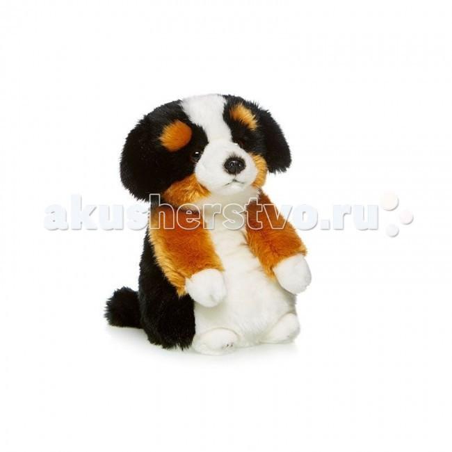 Мягкая игрушка MaxiLife Сенбернар 24 см