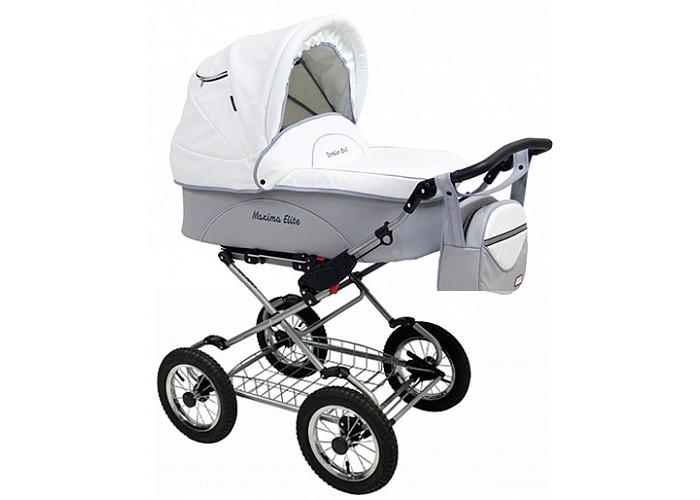Детские коляски , Коляски 2 в 1 Maxima Elite 2 в 1 эко-кожа арт: 354045 -  Коляски 2 в 1