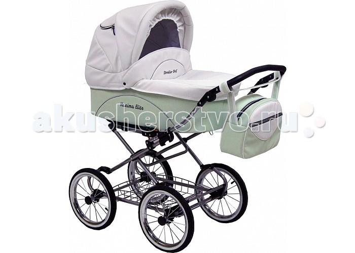 Детские коляски , Коляски 3 в 1 Maxima Elite кожа XL 3 в 1 арт: 470766 -  Коляски 3 в 1