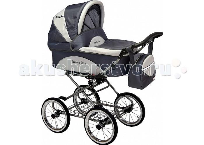 Детские коляски , Коляски 3 в 1 Maxima Elite XL 3 в 1 арт: 470661 -  Коляски 3 в 1