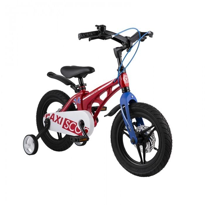 Велосипед двухколесный Maxiscoo Cosmic Делюкс 16