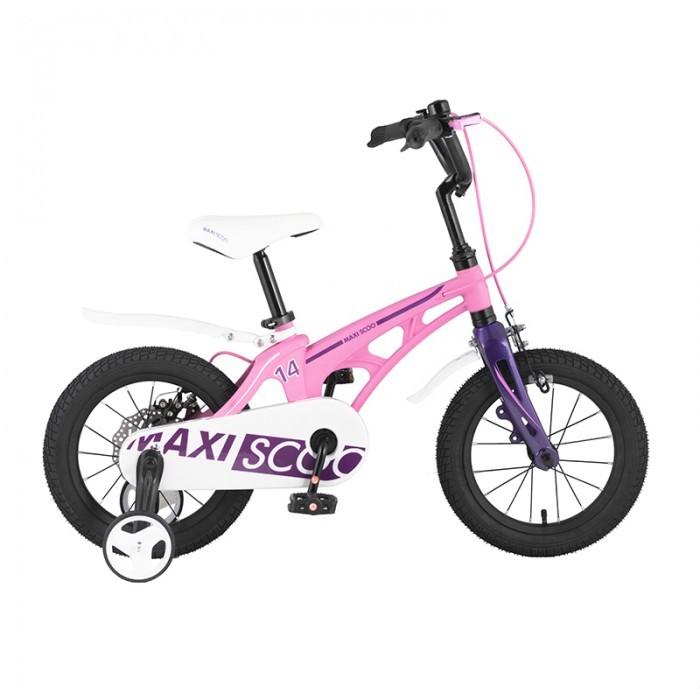 Велосипед двухколесный Maxiscoo Cosmic Стандарт плюс 14