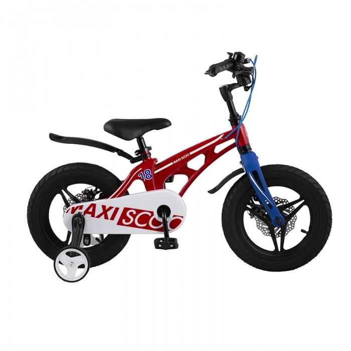 Велосипед двухколесный Maxiscoo Cosmic Делюкс 18