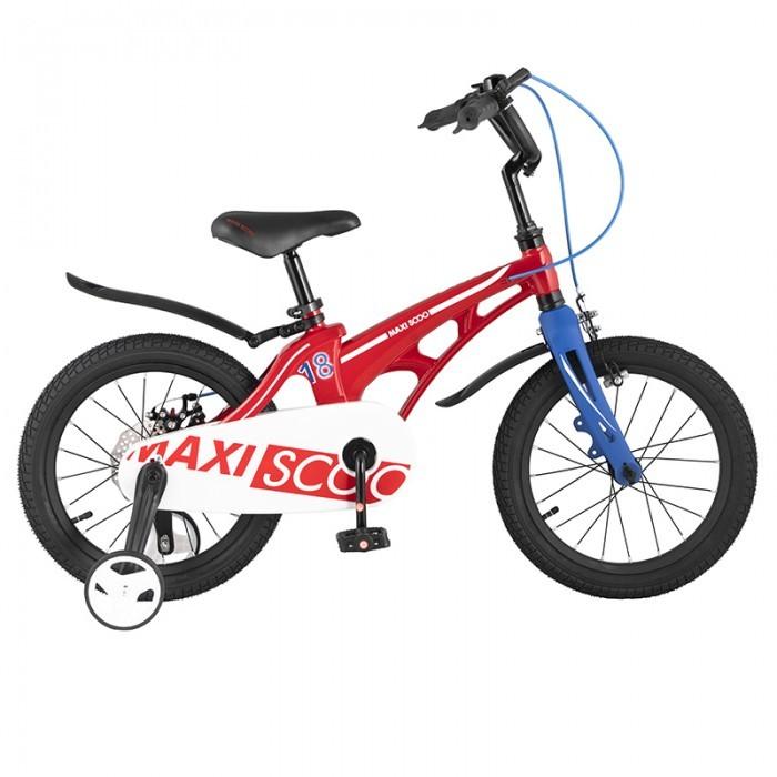 Велосипед двухколесный Maxiscoo Cosmic Стандарт 18