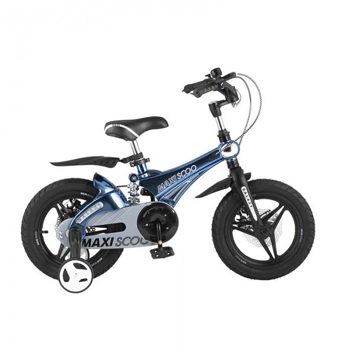 Велосипед двухколесный Maxiscoo Galaxy Делюкс плюс 14