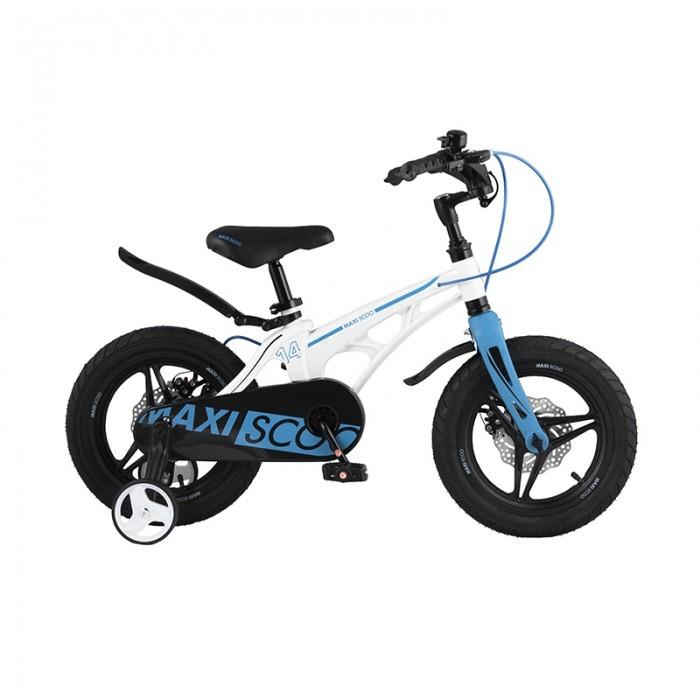 Велосипед двухколесный Maxiscoo Cosmic Делюкс плюс 14