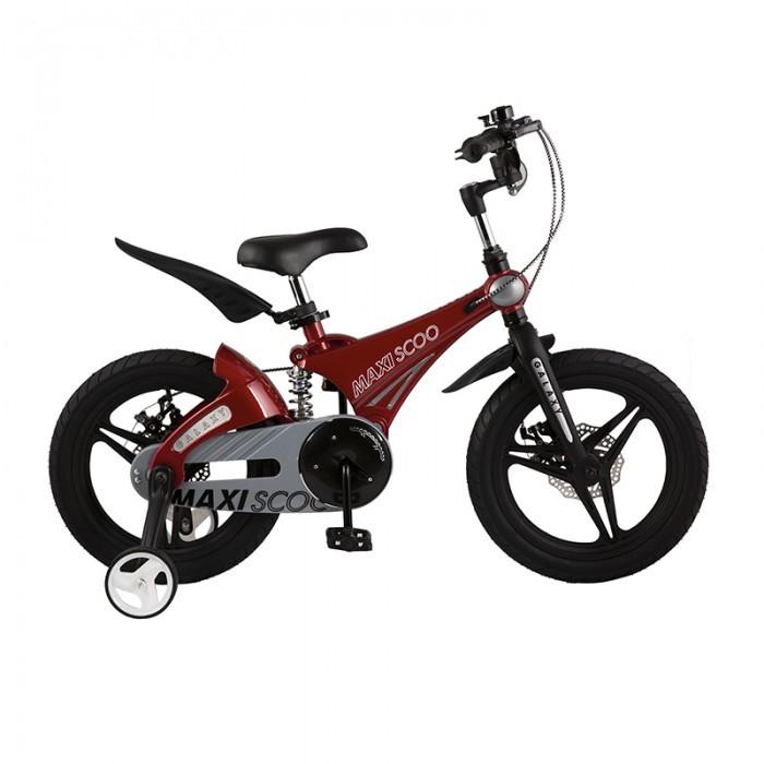 Велосипед двухколесный Maxiscoo Galaxy Делюкс 16