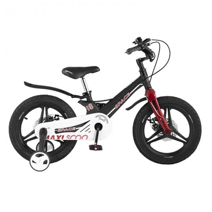 Велосипед двухколесный Maxiscoo Space Делюкс 18