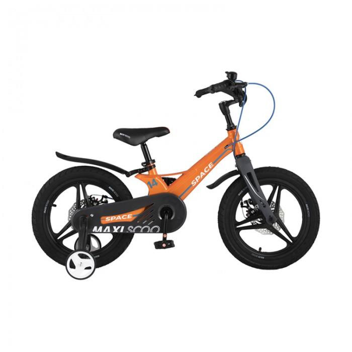 Велосипед двухколесный Maxiscoo Space Делюкс плюс 14