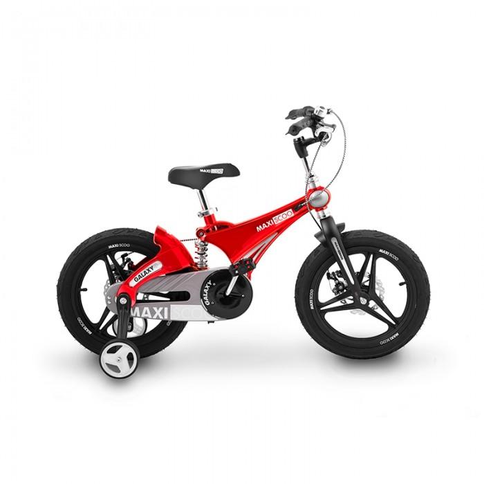 Велосипед двухколесный Maxiscoo Galaxy 14