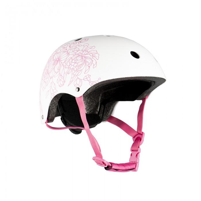 Maxiscoo Шлем для девочки Цветы