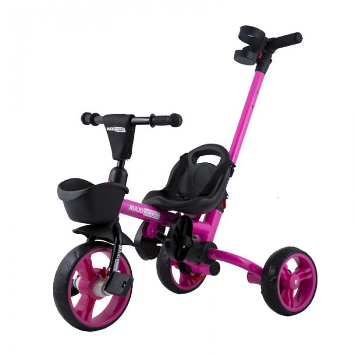 Купить Трехколесные велосипеды, Велосипед трехколесный Maxiscoo складной MSC-BCL081902