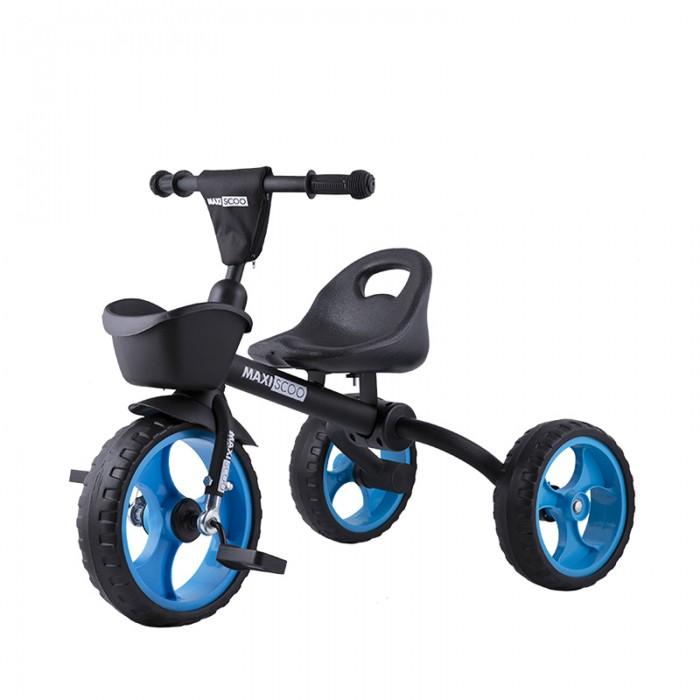 Купить Трехколесные велосипеды, Велосипед трехколесный Maxiscoo складной MSC-BCL081901