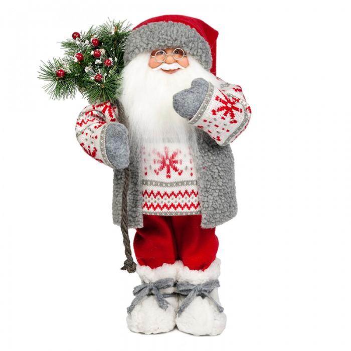 Игровые фигурки Maxitoys Дед Мороз в Свитере со Снежинкой