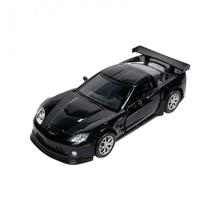 Машины Pit Stop Машинка инерционная Chevrolet Corvette C6-R 1:32 машины pit stop машинка инерционная porsche panamera turbo 1 32