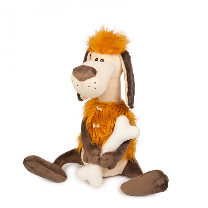 Мягкие игрушки Maxitoys Пес Робинзон с Косточкой мягкие игрушки maxitoys собачка зиночка с зайкой