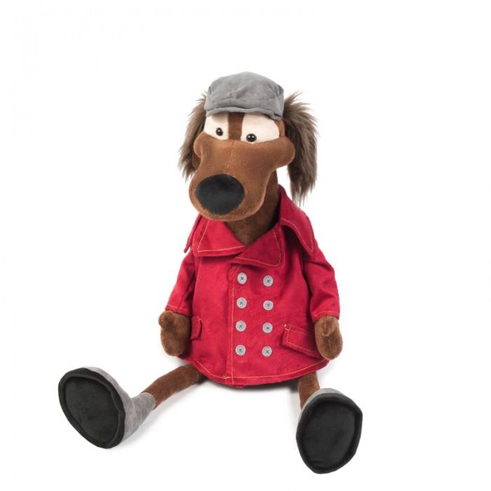 Мягкие игрушки Maxitoys Пес Шерлок в Куртке мягкие игрушки maxitoys подушка с ручками