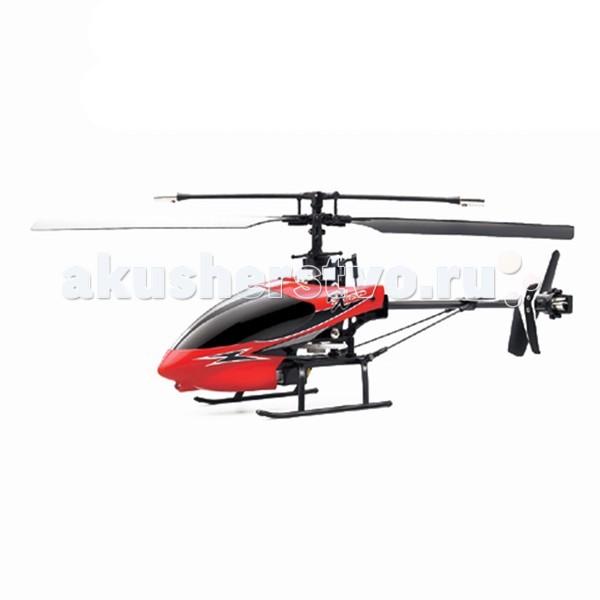 Maxitoys Радиоуправляемый вертолет I-Helicopter 24 смРадиоуправляемый вертолет I-Helicopter 24 смMaxitoys Радиоуправляемый вертолет I-Helicopter 24 см на радио-управлении, трехканальный, управляется с помощью пульта управления, дистанция до 80 метров.<br>