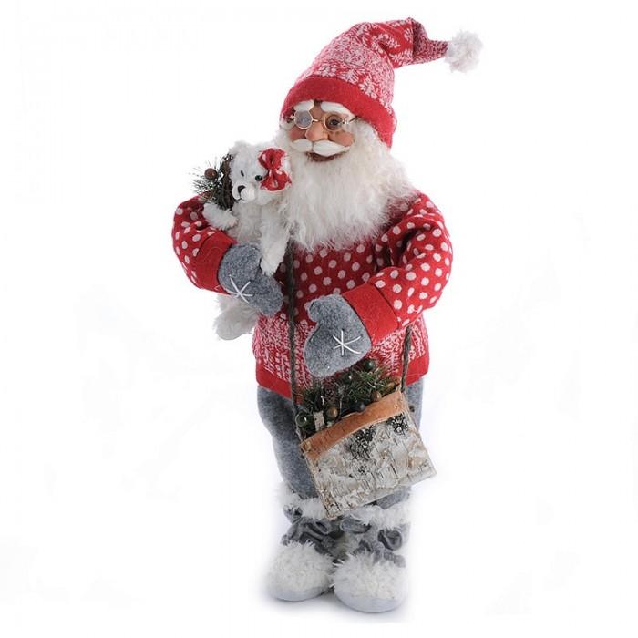 Игровые фигурки Maxitoys Фигура Дед Мороз Большой 60 см фигурки игрушки maxitoys дед мороз в шубе
