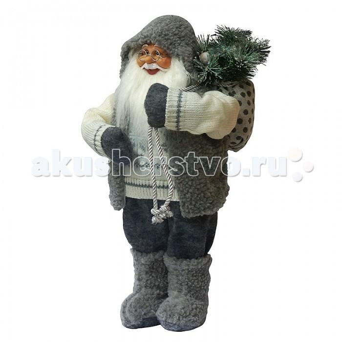 Игровые фигурки Maxitoys Фигура Дед Мороз с Елкой в Шубке фигурки игрушки maxitoys дед мороз
