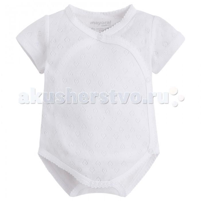 Боди и песочники Mayoral Боди для девочки 191 одежда для детей