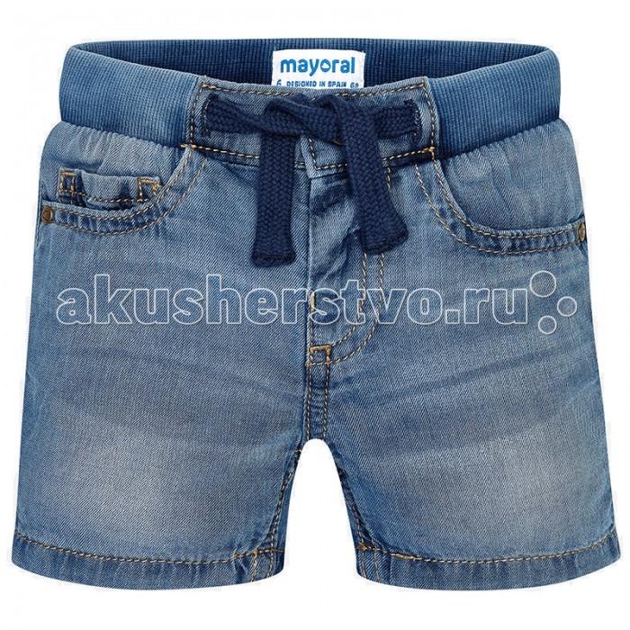 Детская одежда , Шорты и бриджи Mayoral Бриджи для мальчика 203 арт: 444394 -  Шорты и бриджи