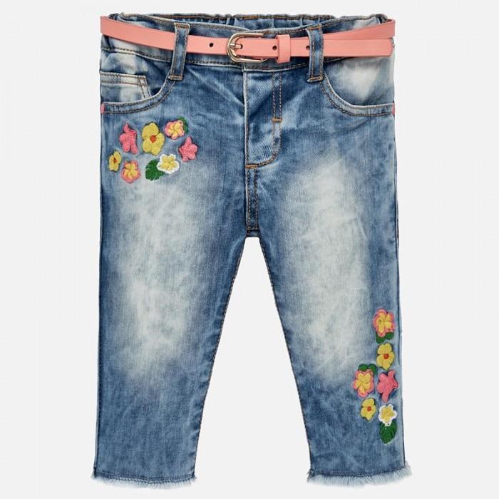 Купить Брюки и джинсы, Mayoral Брюки для девочки 1516