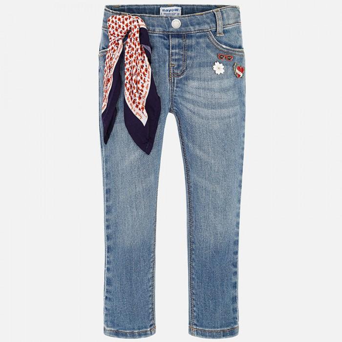 Купить Брюки и джинсы, Mayoral Брюки для девочки 3501