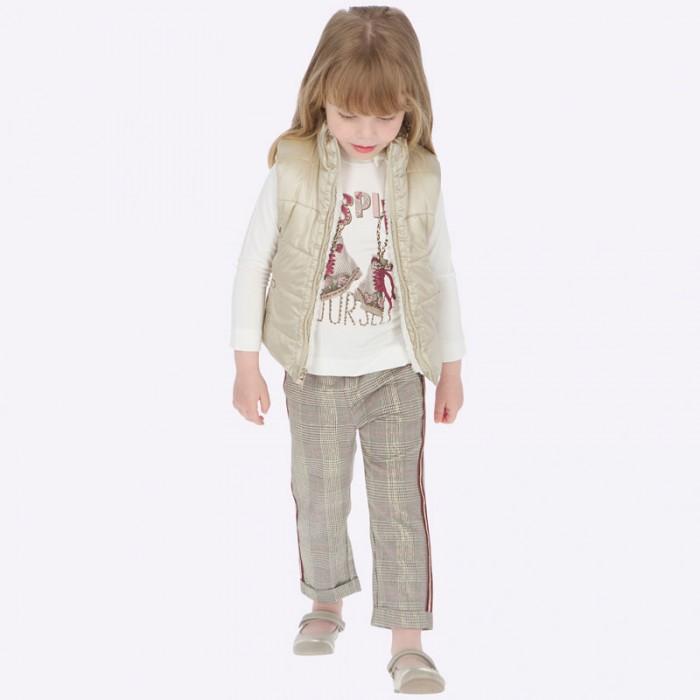 Купить Брюки и джинсы, Mayoral Брюки для девочки 4504