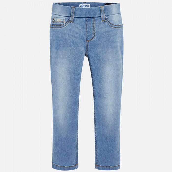 Купить Брюки, джинсы и штанишки, Mayoral Брюки для девочки 548