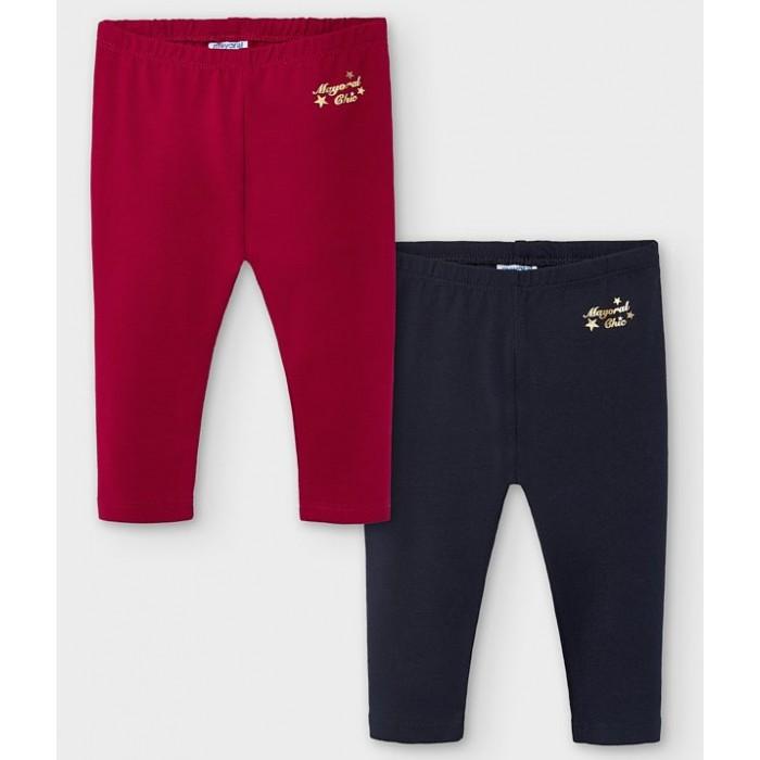 Брюки и джинсы Mayoral Брюки для девочки 702 2 шт. брюки и джинсы playtoday леггинсы для девочки meow 2 шт 398010