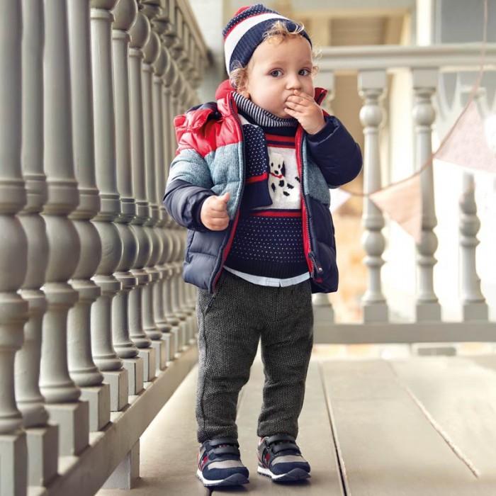 Брюки и джинсы, Mayoral Брюки для мальчика 2533  - купить со скидкой
