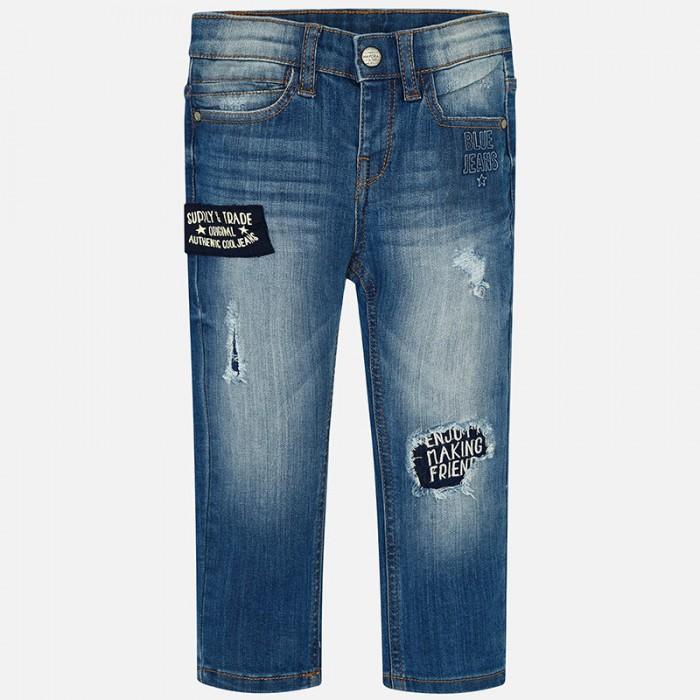 Купить Брюки, джинсы и штанишки, Mayoral Брюки для мальчика 3521