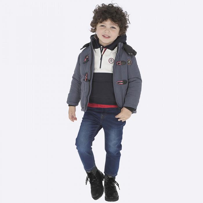 Купить Брюки и джинсы, Mayoral Джинсы для мальчика 4519