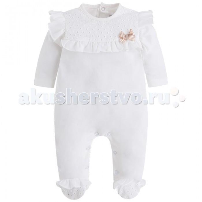 Детская одежда , Комбинезоны и полукомбинезоны Mayoral Комбинезон для девочки 1636 арт: 444264 -  Комбинезоны и полукомбинезоны