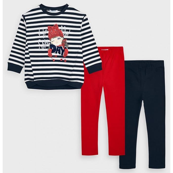Mayoral Комплект для девочки: джемпер и брюки 2 шт. 4729