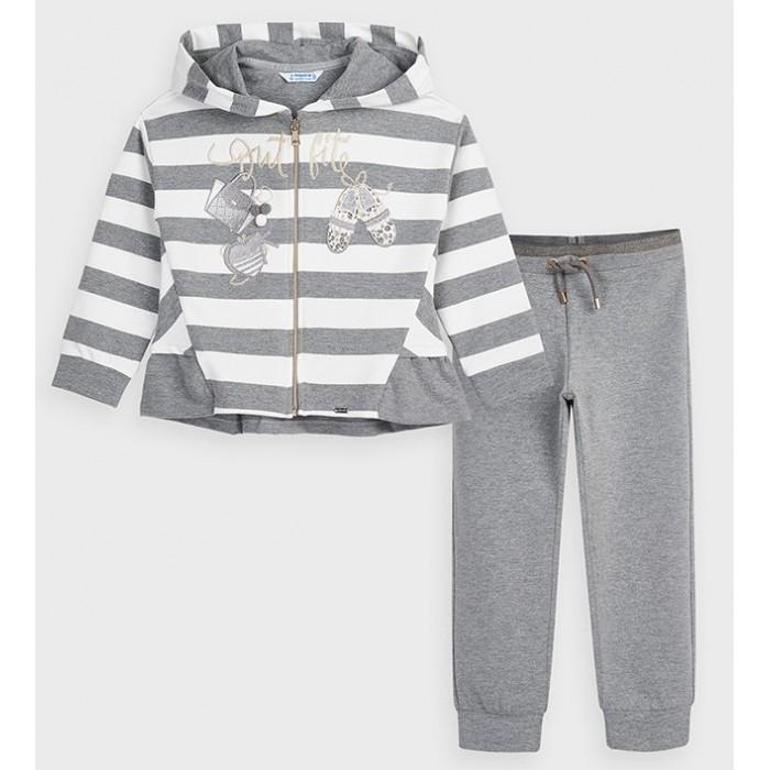 Mayoral Комплект для девочки: куртка и брюки 4825