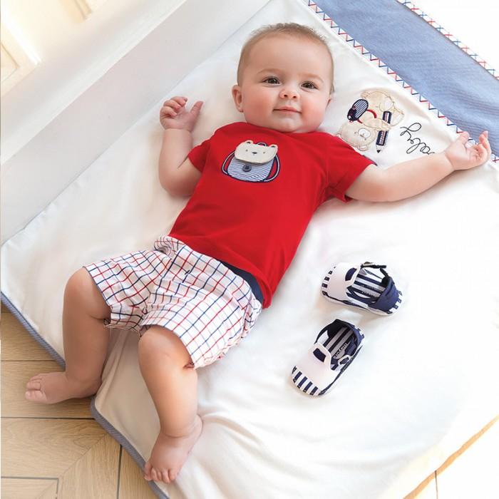 Mayoral Комплект для мальчика (фуфайка и шорты) New Born 1259 фото