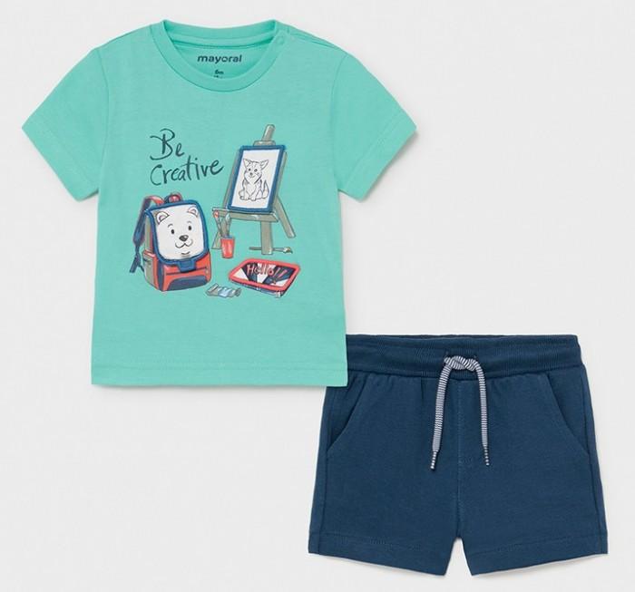 Mayoral Комплект для мальчика (шорты, футболка) 1671
