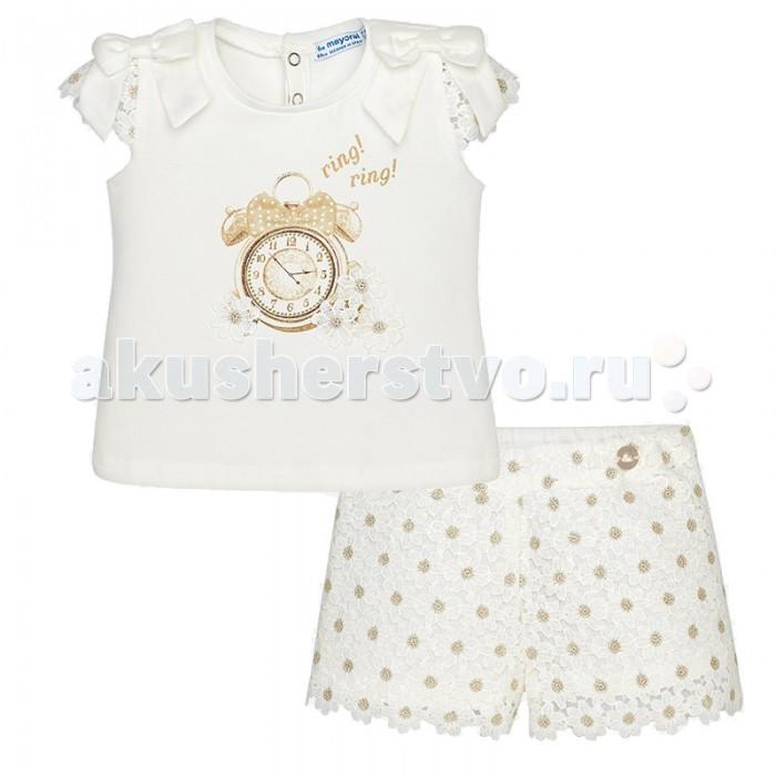 Комплекты детской одежды Mayoral Комплект одежды для девочки 1256
