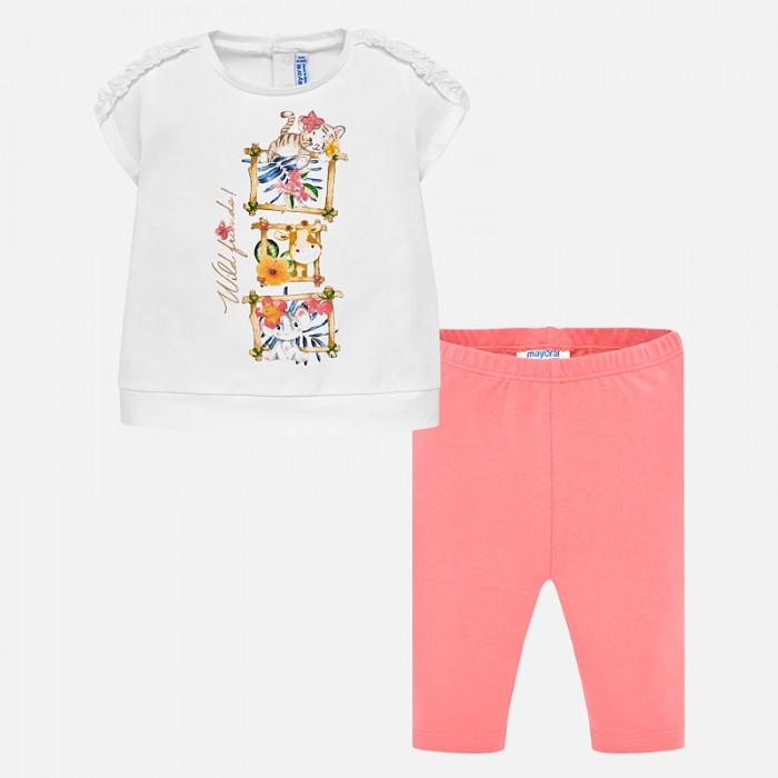 Купить со скидкой Mayoral Комплект одежды для девочки 1747